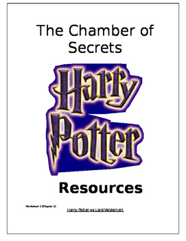 Harry Potter ans the Chamber of Secrets
