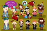 Harry Potter birthday clipart