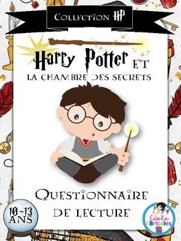 Harry Potter et la chambre des secrets (Suivi lecture)