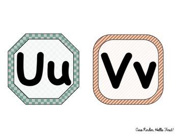 Harry Potter inspired Alphabet