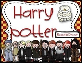 Harry Potter room decor - calendars, posters, ipick, daily 5, cafe and lots more