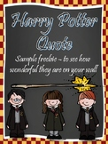 Harry Potter sample freebie