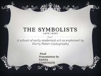 Harry Potter vs. Symbolist Art