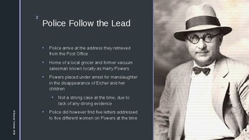 Harry Powers and the Quiet Dell Murders