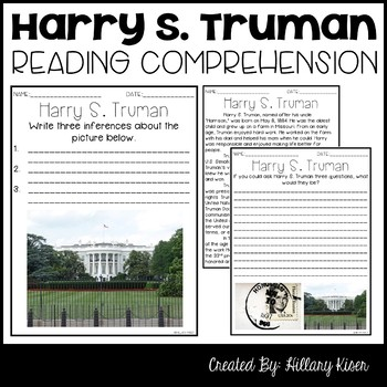 Harry S. Truman Biography
