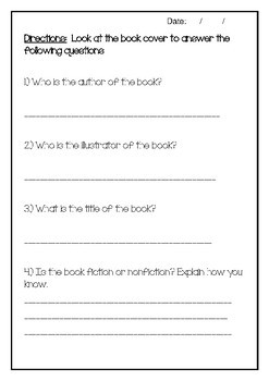 Harry The Clever Spider at School Comprehensive Task Book