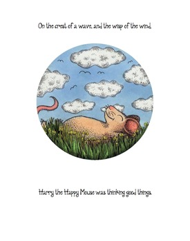 Harry The Happy Mouse - The Book! - Free eBook
