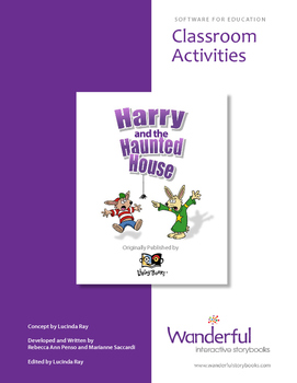 Harry and the Haunted House Classroom Activities