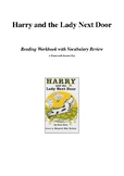 Harry and the Lady Next Door Workbook, Vocabulary, Exam, A