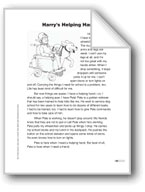 Harry's Helping Hand (Lexile 640)