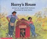 Harry's House – LISTENING & QUESTIONS - Decker ESL Book Study – Kinder