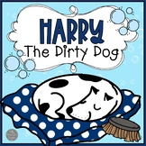 Harry the Dirty Dog Activities Distance Learning Ready