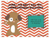 """Harry the Dirty Dog Inspired """"WH"""" Task Cards"""