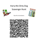 Harry the Dirty Dog - QR Code Scavenger Hunt - Book Study