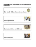 Harry the Dirty Dog Sequencing