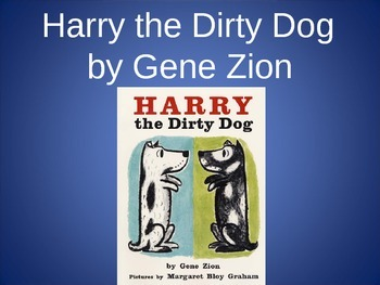 Harry the Dirty Dog, Text Talk, Collaborative Conversations