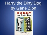 Harry the Dirty Dog | Collaborative Conversations | Vocabulary | Text Talk