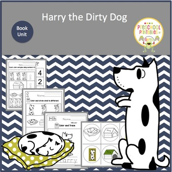 Harry the Dirty Dog by Gene Zion  Book Unit