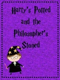 Harry's Potted and the Philosopher's Stoned (satirical play)