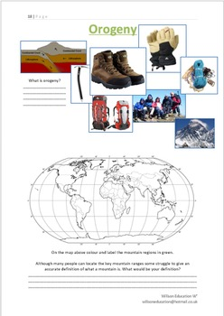 Harsh Habitats - Mountains, Polar And Deserts