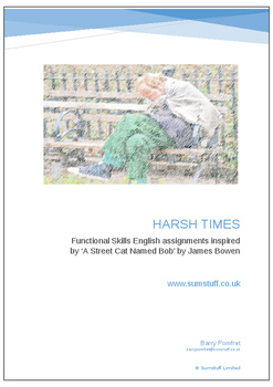 Harsh Times for Functional Skills English