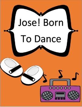 Hartcort Journeys 4th Grade Lesson 10 Jose! Born to Dance Vocab Packet