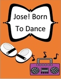 Hartcort Journeys 4th Grade Lesson 10 Jose! Born to Dance Vocab Packet
