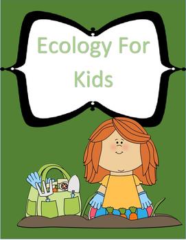 Hartcort Journeys 4th Grade Lesson 15 Ecology For Kids Vocab Pack