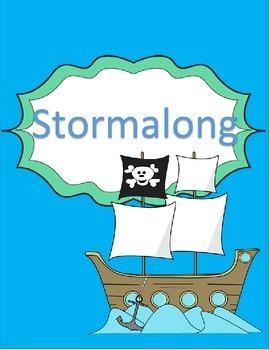 Hartcort Journeys 4th Grade Lesson 5 Stormalong Vocab Packet