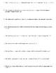 "Haruki Murakami's ""The Second Bakery Attack"" Study Guide Packet"