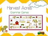 Harvest Acres: Grammar Activities for Fall