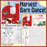 Harvest Barn Dance Puzzle Set - Farm Animals, Rhyme and More