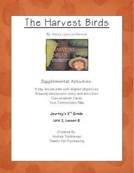 Harvest Birds, Journeys