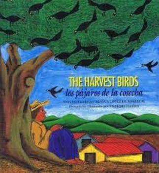 Harvest Birds Journeys Grade 3 Unit 2 Lesson 8 Day 1 Flipchart