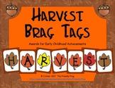 Harvest Brag Tags