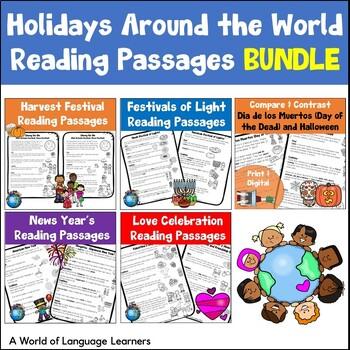 World Holiday Reading Bundle