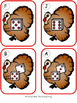 Harvest Counting 1-10 {Subitizing with Dice}