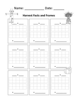 Harvest Facts and Frames