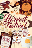 Harvest Festival Printable Party Bundle