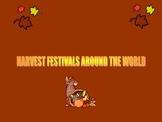 Harvest Festivals Around the World Glyph