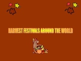Harvest Festivals Around the World Glyph