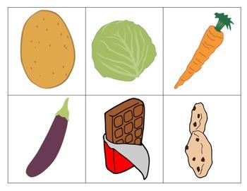 Harvest Food Activity