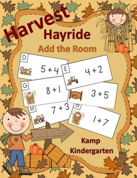 Harvest Hayride Add the Room