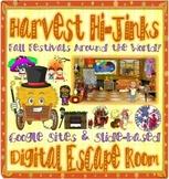 Harvest Hi-Jinks Digital Escape Room
