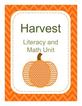 Harvest Literacy and Math Unit