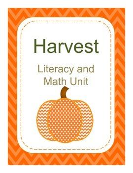Harvest Literacy and Math Unit