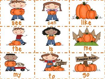 Harvest Time Happenings Literacy Unit!