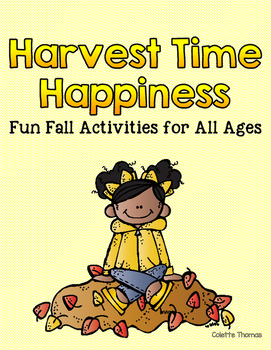Harvest Time Happiness
