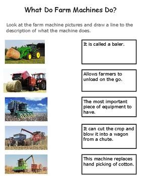 Harvest Unit Study