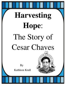 Harvesting Hope  Journeys 4th Grade Lesson 19